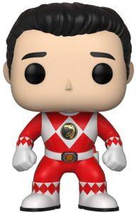Funko POP de Jason - Power Ranger rojo sin casco - Los mejores FUNKO POP de los Power Ranger - Funko POP de series de televisión