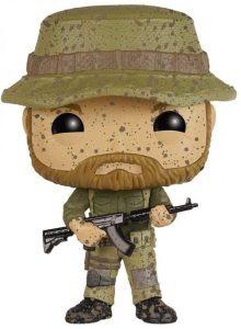 Funko POP de John Price - Los mejores FUNKO POP del Call of Duty - Los mejores FUNKO POP de personajes de videojuegos y de series de TV de Netflix