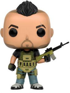 Funko POP de John Soap MacTavish- Los mejores FUNKO POP del Call of Duty - Los mejores FUNKO POP de personajes de videojuegos y de series de TV de Netflix
