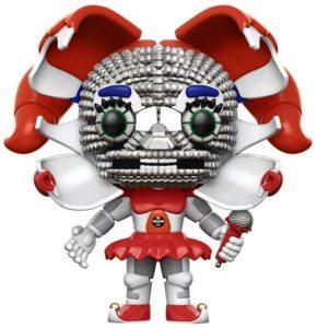 Funko POP de Jumpscare Baby exclusivo - Los mejores FUNKO POP del Five Nights at Freddy's - Los mejores FUNKO POP de personajes de videojuegos