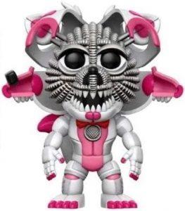 Funko POP de Jumpscare Funtime Foxy - Los mejores FUNKO POP del Five Nights at Freddy's - Los mejores FUNKO POP de personajes de videojuegos
