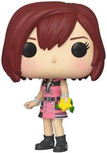 Funko POP de Kairi - Los mejores FUNKO POP del Kingdom Hearts 3 - Los mejores FUNKO POP de personajes de videojuegos