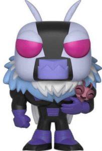 Funko POP de Killer Moth - Los mejores FUNKO POP de Teen Titans Go - Los mejores FUNKO POP de series de dibujos animados