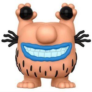 Funko POP de Krumm - Los mejores FUNKO POP de Aaahh!!! Monstruos - Aaahh!!! Real Monsters - Los mejores FUNKO POP de series de dibujos animados