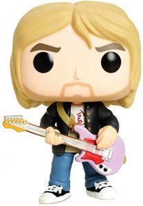 Funko POP de Kurt Cobain exclusivo - Los mejores FUNKO POP de Kurt Cobain - Los mejores FUNKO POP de grupos musicales - FUNKO POP de música