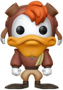 Funko POP de Launchpad McQuack - Los mejores FUNKO POP del Pato Darkwing - Los mejores FUNKO POP de series de dibujos animados