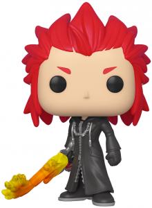 Funko POP de Lea exclusivo chase - Los mejores FUNKO POP del Kingdom Hearts 3 - Los mejores FUNKO POP de personajes de videojuegos