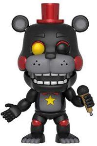 Funko POP de Lefty - Los mejores FUNKO POP del Five Nights at Freddy's - Los mejores FUNKO POP de personajes de videojuegos