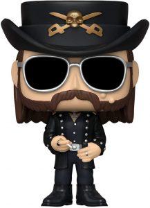 Funko POP de Lemmy - Los mejores FUNKO POP de Motorhead - Los mejores FUNKO POP de grupos musicales - FUNKO POP de música