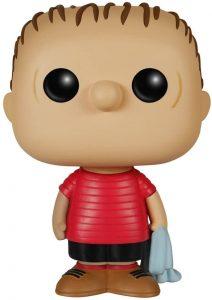 Funko POP de Linus Van Pelt - Los mejores FUNKO POP de Peanuts de Snoopy - Los mejores FUNKO POP de series de dibujos animados y tiras cómicas