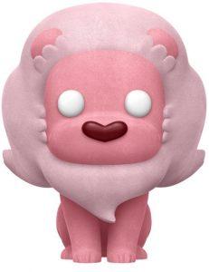 Funko POP de Lion flocked con pelo Los mejores FUNKO POP de Steven Universe - Los mejores FUNKO POP de series de dibujos animados y tiras cómicas