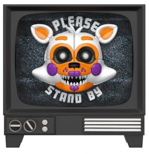 Funko POP de Lolbit - Los mejores FUNKO POP del Five Nights at Freddy's - Los mejores FUNKO POP de personajes de videojuegos
