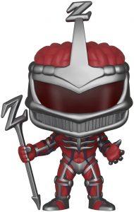 Funko POP de Lord Zedd - Los mejores FUNKO POP de los Power Ranger - Funko POP de series de televisión