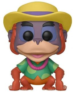 Funko POP de Louie - Los mejores FUNKO POP de Aventureros del Aire - Talespin de Disney - Los mejores FUNKO POP de series de dibujos animados