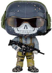 Funko POP de Lt. Simon Ghost Riley - Los mejores FUNKO POP del Call of Duty - Los mejores FUNKO POP de personajes de videojuegos y de series de TV de Netflix