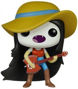 Funko POP de Marceline Abadeer con guitarra - Los mejores FUNKO POP de Hora de Aventuras - Adventure Time - Los mejores FUNKO POP de series de dibujos animados