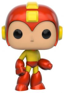 Funko POP de Mega Man Firestorm - Los mejores FUNKO POP de Megaman - Los mejores FUNKO POP de personajes de videojuegos
