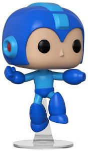 Funko POP de Mega Man saltando - Los mejores FUNKO POP de Megaman - Los mejores FUNKO POP de personajes de videojuegos