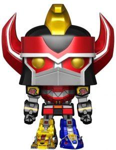 Funko POP de Megazord de 15 centímetros - Los mejores FUNKO POP de los Power Ranger - Funko POP de series de televisión