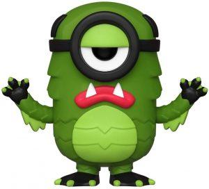 Funko POP de Mel Criatura Halloween - Los mejores FUNKO POP de Gru, mi villano favorito 3 - Los minions - Despicable Me 3 - Funko POP de películas de cine