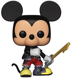 Funko POP de Mickey Mouse - Los mejores FUNKO POP del Kingdom Hearts 3 - Los mejores FUNKO POP de personajes de videojuegos