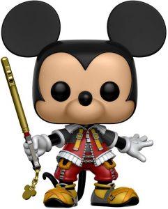 Funko POP de Mickey Mouse clásico - Los mejores FUNKO POP del Kingdom Hearts - Los mejores FUNKO POP de personajes de videojuegos