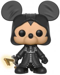 Funko POP de Mickey Mouse organización - Los mejores FUNKO POP del Kingdom Hearts - Los mejores FUNKO POP de personajes de videojuegos