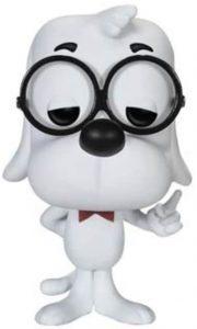 Funko POP de Mr Peabody - Los mejores FUNKO POP de Mr Peabody y Sherman - Los mejores FUNKO POP de series de dibujos animados