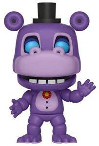 Funko POP de Mr. Hippo - Los mejores FUNKO POP del Five Nights at Freddy's - Los mejores FUNKO POP de personajes de videojuegos