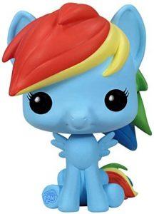 Funko POP de My Little Pony Arcoíris clásico - Los mejores FUNKO POP de My Little Pony - Mi Pequeño Pony - Los mejores FUNKO POP de series de dibujos animados