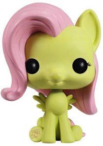 Funko POP de My Little Pony Flutteryshy clásico - Los mejores FUNKO POP de My Little Pony - Mi Pequeño Pony - Los mejores FUNKO POP de series de dibujos animados