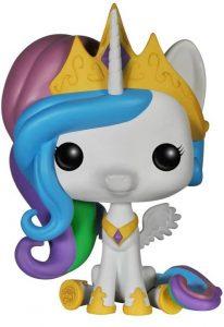 Funko POP de My Little Pony Princesa Celestia - Los mejores FUNKO POP de My Little Pony - Mi Pequeño Pony - Los mejores FUNKO POP de series de dibujos animados