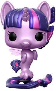 Funko POP de My Little Pony Twilight Sparkle Sea Pony metalizado - Los mejores FUNKO POP de My Little Pony - Mi Pequeño Pony - Los mejores FUNKO POP de series de dibujos animados