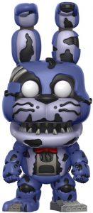 Funko POP de Nightmare Bonnie - Los mejores FUNKO POP del Five Nights at Freddy's - Los mejores FUNKO POP de personajes de videojuegos
