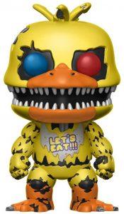 Funko POP de Nightmare Chica - Los mejores FUNKO POP del Five Nights at Freddy's - Los mejores FUNKO POP de personajes de videojuegos
