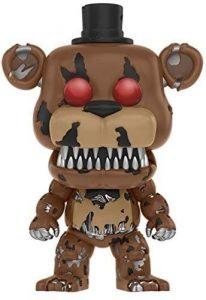Funko POP de Nightmare Freddy clásico - Los mejores FUNKO POP del Five Nights at Freddy's - Los mejores FUNKO POP de personajes de videojuegos