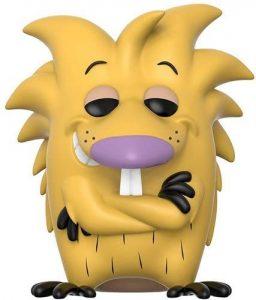Funko POP de Norbert Foster Beaver - The Angry Beavers - Los mejores FUNKO POP de los Castores Cascarrabias - Los mejores FUNKO POP de series de dibujos animados