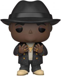 Funko POP de Notorious B.I.G. clásico - Los mejores FUNKO POP de Notorious B.I.G. - Los mejores FUNKO POP de raperos - FUNKO POP de música