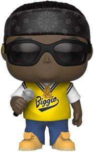 Funko POP de Notorious B.I.G. con camiseta - Los mejores FUNKO POP de Notorious B.I.G. - Los mejores FUNKO POP de raperos - FUNKO POP de música