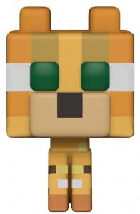 Funko POP de Ocelot - Los mejores FUNKO POP del Minecraft - Los mejores FUNKO POP de personajes de videojuegos