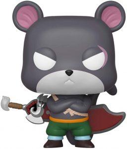 Funko POP de Pantherlily - Los mejores FUNKO POP de Fairy Tail - Cola de Hada - Los mejores FUNKO POP de anime