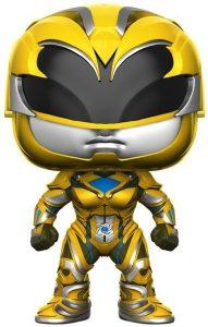 Funko POP de Power Ranger amarillo - Los mejores FUNKO POP de los Power Ranger - Funko POP de series de televisión