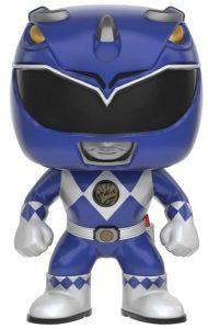 Funko POP de Power Ranger azul - Los mejores FUNKO POP de los Power Ranger - Funko POP de series de televisión