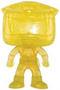 Funko POP de Power Ranger exclusivo amarillo - Los mejores FUNKO POP de los Power Ranger - Funko POP de series de televisión