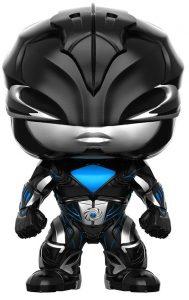 Funko POP de Power Ranger negro black - Los mejores FUNKO POP de los Power Ranger - Funko POP de series de televisión