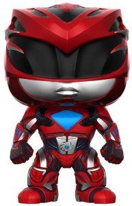 Funko POP de Power Ranger rojo - Los mejores FUNKO POP de los Power Ranger - Funko POP de series de televisión