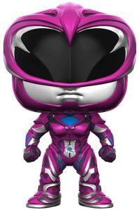 Funko POP de Power Ranger rosa - Los mejores FUNKO POP de los Power Ranger - Funko POP de series de televisión