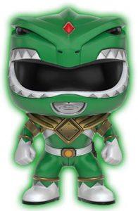 Funko POP de Power Ranger verde oscuridad - Los mejores FUNKO POP de los Power Ranger - Funko POP de series de televisión