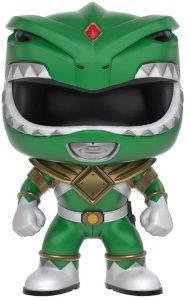 Funko POP de Power Ranger verde ranger - Los mejores FUNKO POP de los Power Ranger - Funko POP de series de televisión
