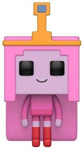 Funko POP de Princesa Chicle Minecraft - Los mejores FUNKO POP de Hora de Aventuras - Adventure Time - Los mejores FUNKO POP de series de dibujos animados